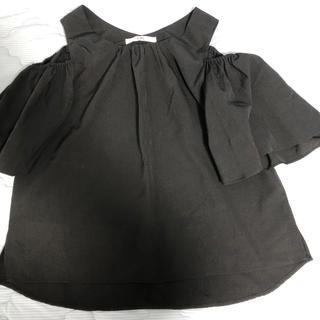 グレイル(GRL)のグレイル トップス(カットソー(半袖/袖なし))
