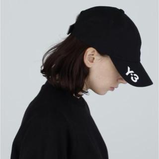 Y-3 - ☆新品未使用☆ Y-3 キャップ ユニセックス ブラック ワイスリー 帽子 黒