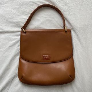 ロキエ(Lochie)のvintage caramel bag(ハンドバッグ)