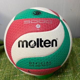 モルテン(molten)の中古 モルテン  バレーボール フリスタテック 4号球 V4M5000(バレーボール)