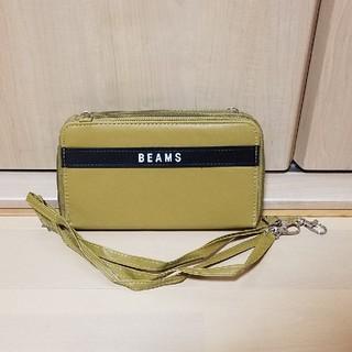 ビームス(BEAMS)のBEAMS 長財布 雑誌 付録(長財布)