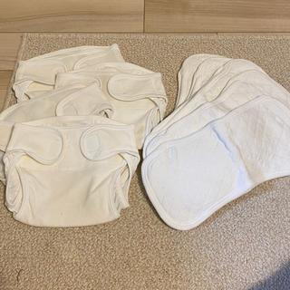 ニシマツヤ(西松屋)の新生児布オムツ(布おむつ)