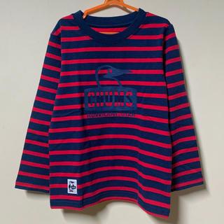 チャムス(CHUMS)の新品 CHUMS Kid's Booby Face ロングT チャムス  L(Tシャツ/カットソー)
