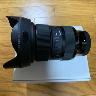 SIGMA - SIGMA24-70mm F2.8 DG DN
