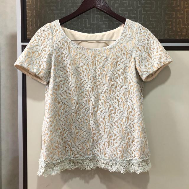 PROPORTION BODY DRESSING(プロポーションボディドレッシング)のトップス レディースのトップス(シャツ/ブラウス(半袖/袖なし))の商品写真