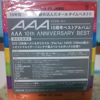 トリプルエー(AAA)のAAA アルバム 8作 セット(ポップス/ロック(邦楽))