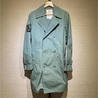 シュプリーム(Supreme)のSupreme 16ss Belted Trench Coat  コート シュプ(トレンチコート)