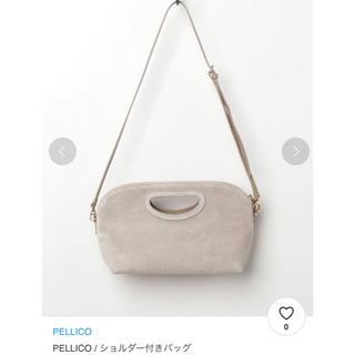 ペリーコ(PELLICO)のペリーコ  PELLICO アネッリ  ショルダー付きバッグ(ハンドバッグ)