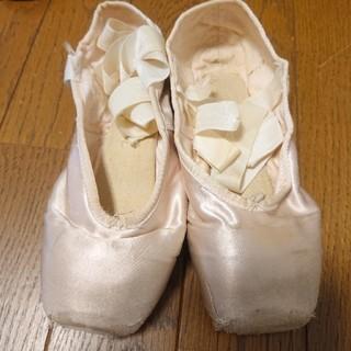 チャコット(CHACOTT)のChacott トゥシューズ 24cm(ダンス/バレエ)