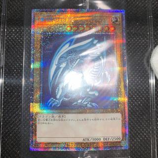 コナミ(KONAMI)の遊戯王 青眼の白龍 プリズマティックシークレットレア プリズマ(シングルカード)
