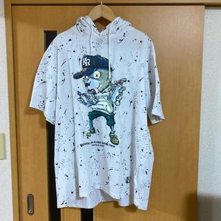 カズロックオリジナル(KAZZROCK ORIGINAL)のパーカーTシャツ(パーカー)