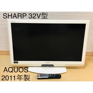 AQUOS - SHARP アクオス 32型テレビ LC-32V5