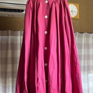 クリスチャンディオール(Christian Dior)のフレアスカートクリスチャンディオールプレタポルテ(ロングスカート)