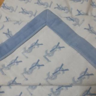サンローラン(Saint Laurent)の新品YSLシルク入り綿毛布(毛布)