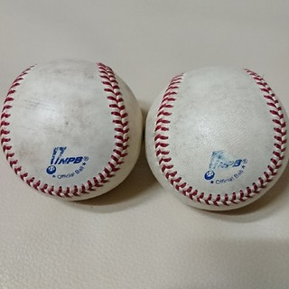 ミズノ(MIZUNO)のNPB硬式球(ボール)