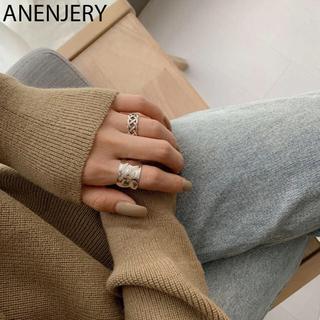 アングリッド(Ungrid)のsilver925 デザインリング♡♡(リング(指輪))