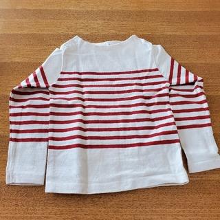 シップスキッズ(SHIPS KIDS)のSHIPS ボーダーTシャツ 90(Tシャツ/カットソー)