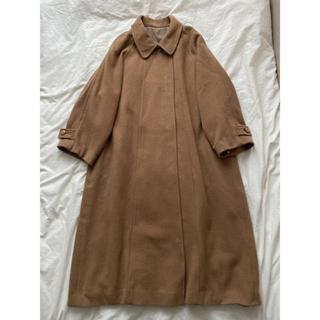 ロキエ(Lochie)のvintage camel coat(ロングコート)