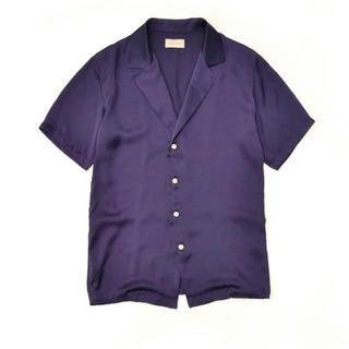 ジョンローレンスサリバン(JOHN LAWRENCE SULLIVAN)のbed.j.w.ford オープンカラーシャツ(シャツ)