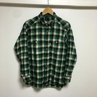 モンベル(mont bell)のmont-bell メリノウール トレールシャツ(シャツ)