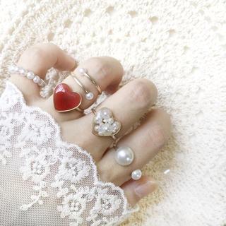指輪セット【100-Dc】ワイヤーリング(リング)