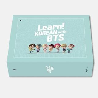 ボウダンショウネンダン(防弾少年団(BTS))のBTS防弾少年団新品未開封Learn! KOREAN with BTS(K-POP/アジア)