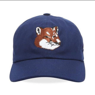 メゾンキツネ(MAISON KITSUNE')の新品 メゾンキツネ キャップ 帽子(キャップ)