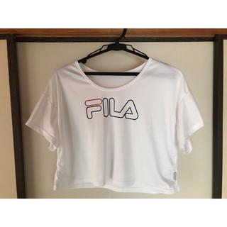 フィラ(FILA)のFILA トップス カットソー Tシャツ(Tシャツ(半袖/袖なし))