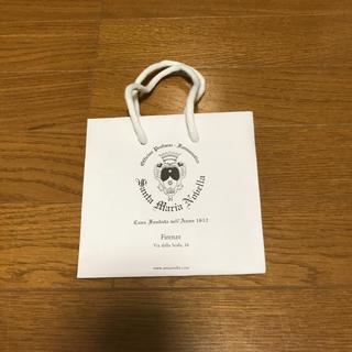 サンタマリアノヴェッラ(Santa Maria Novella)の【最終値下げ】サンタマリアノヴェッラ  ショップ袋(ショップ袋)
