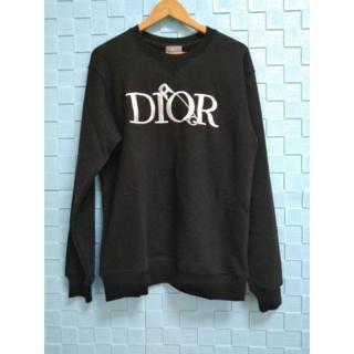 ディオール(Dior)のディオール Dior ロゴ  スウェット シャツ(トレーナー/スウェット)