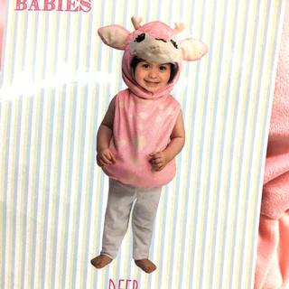 コストコ(コストコ)のBOOBABIES ベビーハロウィンコスチューム 9-18ヶ月 バンビ(衣装)