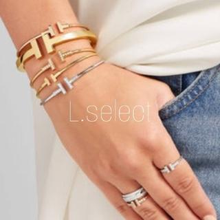 トゥモローランド(TOMORROWLAND)の399.T wire cz bracelet【gold】(ブレスレット/バングル)