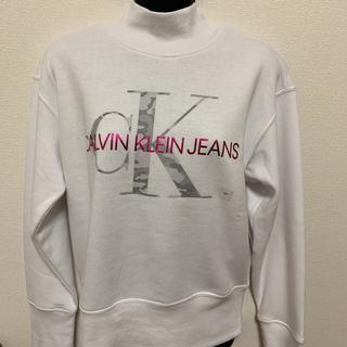 Calvin Klein - CALVIN KLEIN カルバンクライン トレーナー ハイネック ck