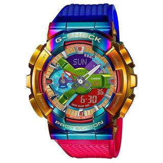 ジーショック(G-SHOCK)の【新品送料込み】CASIO G-SHOCK GM-110RB-2AJF(腕時計(デジタル))
