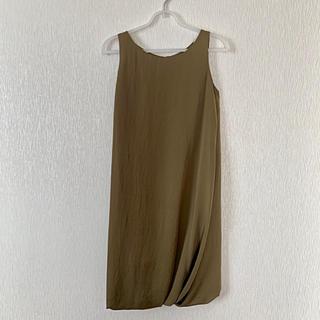 アーバンリサーチ(URBAN RESEARCH)のアーバンリサーチ バルーンワンピース(ドレス)(ミディアムドレス)