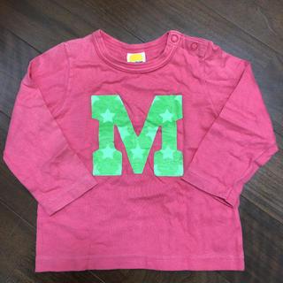 ムージョンジョン(mou jon jon)の値下げ!ムージョンジョン   カットソー  80(Tシャツ)