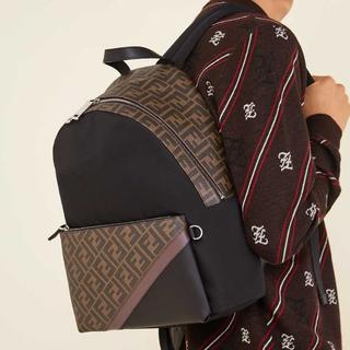フェンディ(FENDI)のFendiフェンディファッションスクールバッグ(バッグパック/リュック)