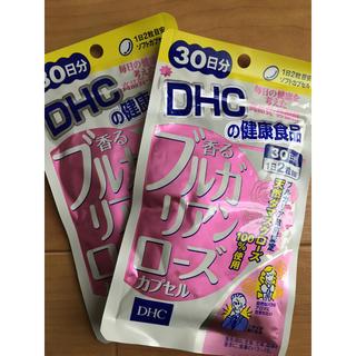 ディーエイチシー(DHC)のパール様専用 香るブルガリアンローズ サプリメント DHC(口臭防止/エチケット用品)