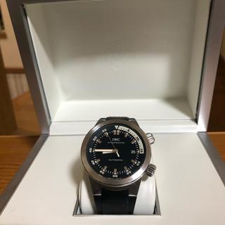 インターナショナルウォッチカンパニー(IWC)のアクアタイマー(腕時計(アナログ))