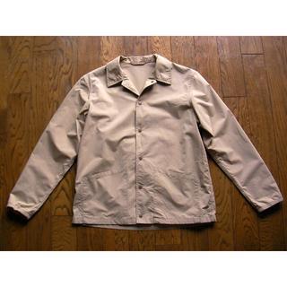 グリーンレーベルリラクシング(green label relaxing)のコート ジャケット ブルゾン べージュ ★美中古 ★送料無料 a102(ブルゾン)