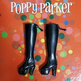 バービー(Barbie)のポピーパーカーpoppy parkerドール・アウトフィット・厚底ブーツ(人形)