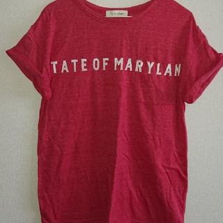 ダブルクローゼット(w closet)のWclosetTシャツ(Tシャツ(半袖/袖なし))