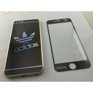 アディダス(adidas)の海外限定アディダス強化ガラスフィルム選択(iPhoneケース)