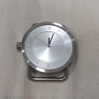 ビームス(BEAMS)の【処分価格】腕時計 tid No.1 silver 40mm(腕時計)