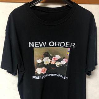 ラフシモンズ(RAF SIMONS)の権力の美学 Tシャツ 絵画 アート art(Tシャツ/カットソー(半袖/袖なし))