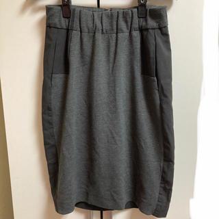 ハレ(HARE)のHARE タイトスカート(ひざ丈スカート)