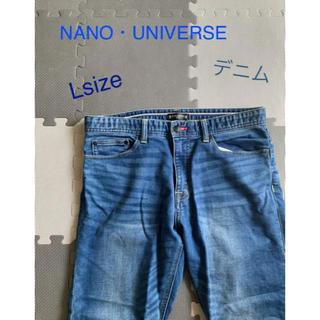ナノユニバース(nano・universe)のNANO・UNIVERSE men's デニム (デニム/ジーンズ)