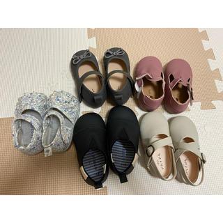 プティマイン(petit main)の新品 バースデイ テータテート conoco 靴 まとめ売り(フラットシューズ)