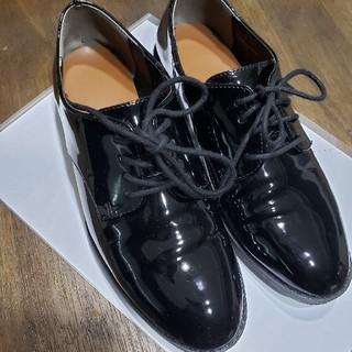 ジーユー(GU)のGU おじ靴 卒業式 入学式 冠婚葬祭 S(フォーマルシューズ)