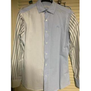 ジェイダブリューアンダーソン(J.W.ANDERSON)のJw Anderson パッチワークシャツ(値下げ交渉あり)(シャツ)